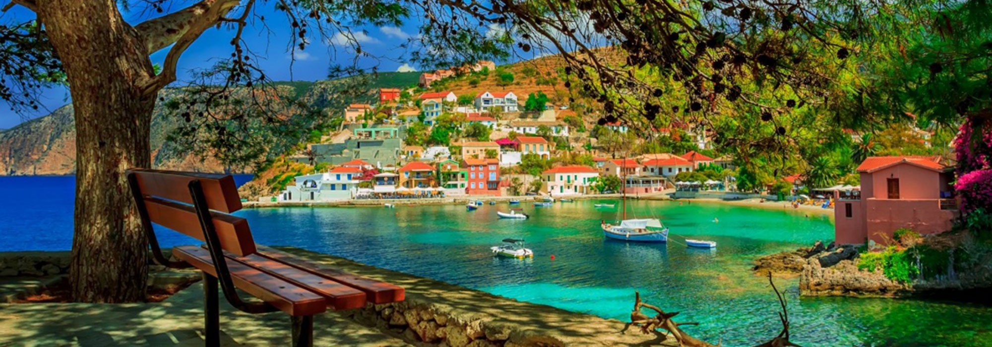 Why invest in Kefalonia