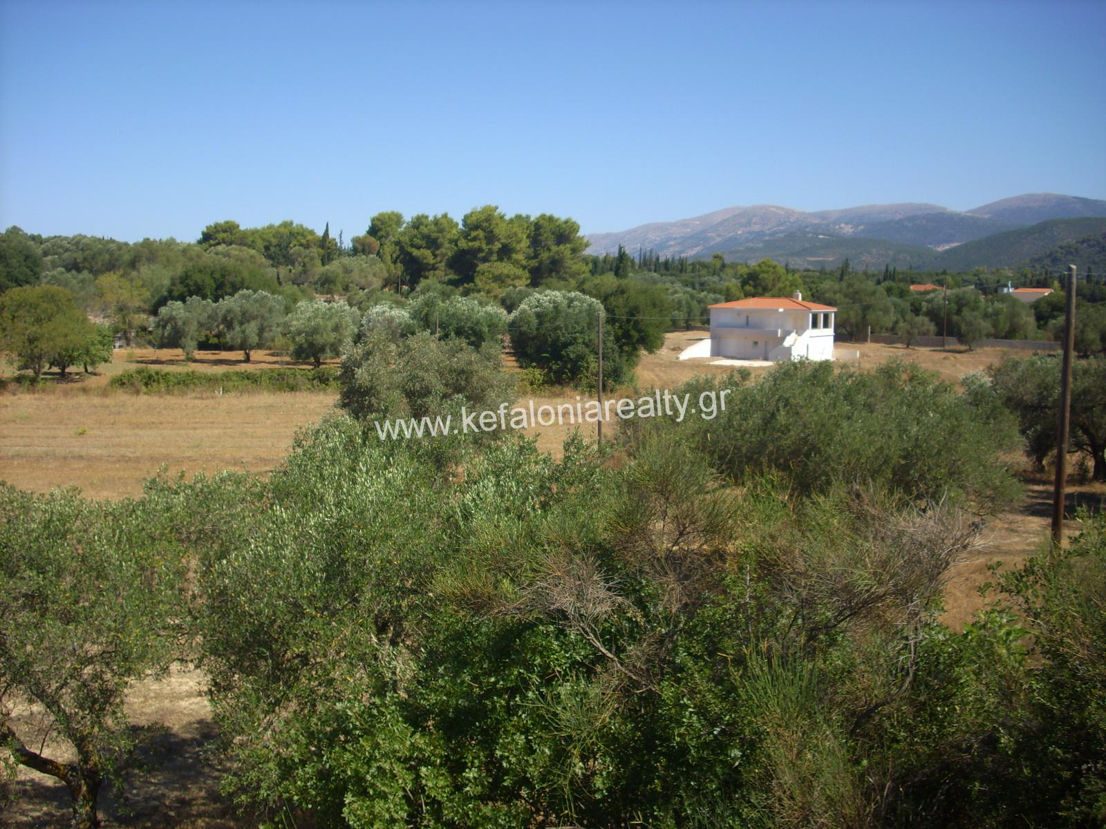 Land For Sale In Metaxata Village