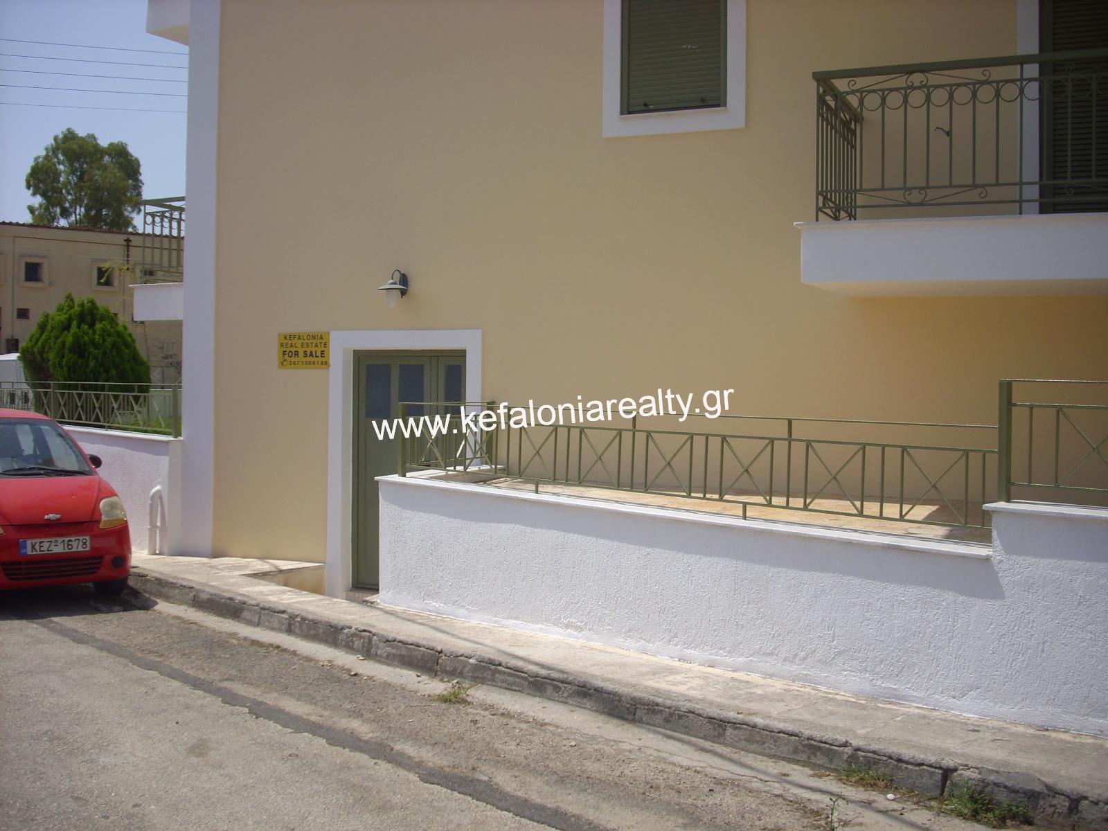 Warehouse In Argostoli For Sale